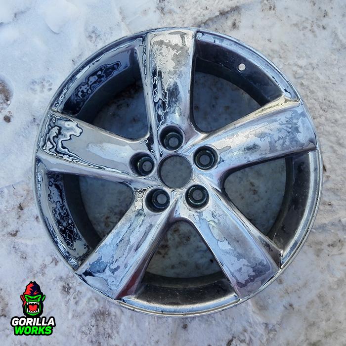 Литые диски Toyota в Минске