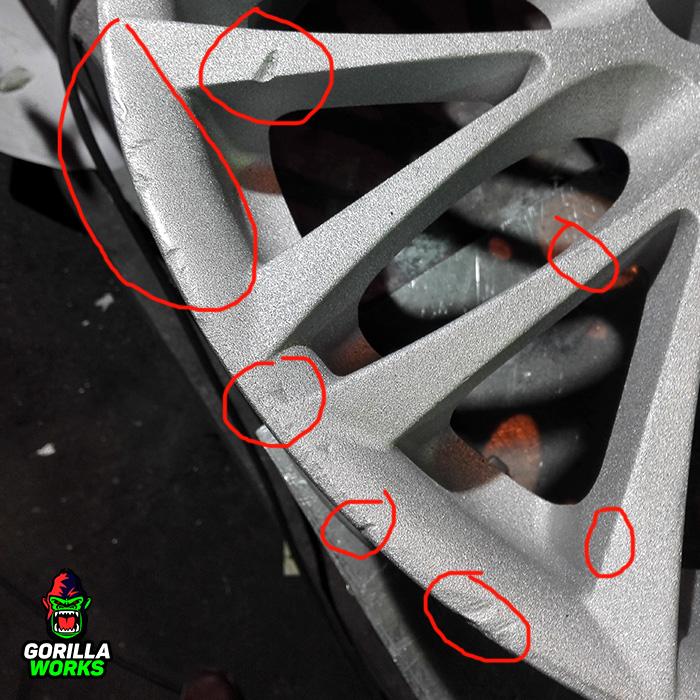 Скрытые дефекты бу дисков БМВ. Сколько стоит ремонт дисков BMW?